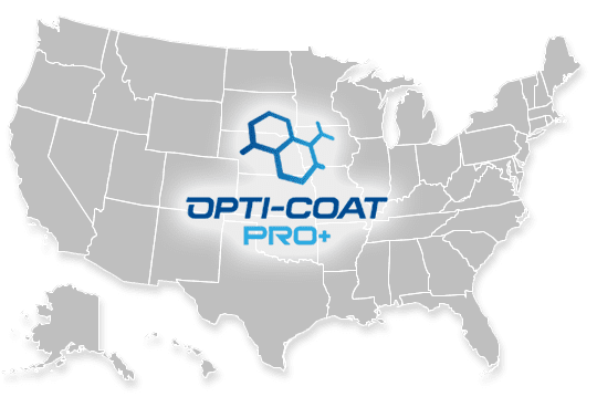 CMG Detailing, WI, Opti-Coat Pro Plus Certified-Installer