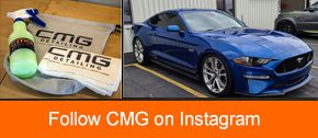 Follow CMG Detailing in WI on Instagram