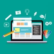 5 Signs You Need A Website Redesign graphic